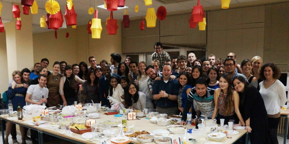International-Potluck-Party